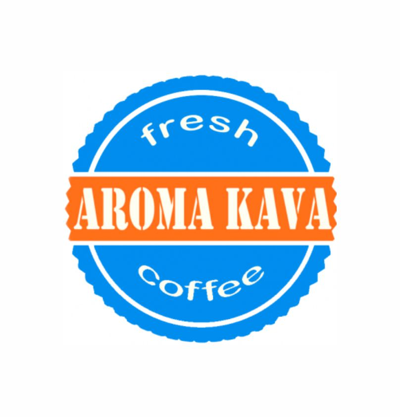 """Сеть кофеин <br>""""aroma kava"""""""